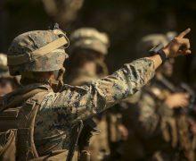 "Mental Training da veri ""Marines"""